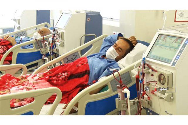 راهاندازی دو بخش دیالیز با حمایت و پیگیری بنیاد امور بیماریهای خاص