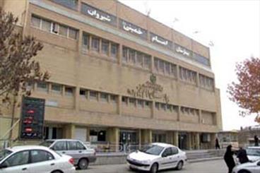 اهدا دو دستگاه دیالیز به بیمارستان امام خمینی شیروان